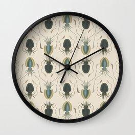 Astrolabe Molluscs Wall Clock