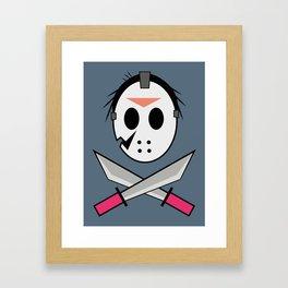 Jason Head Framed Art Print