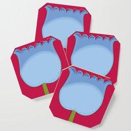 Blue Tulip Coaster