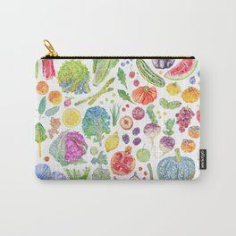 Seasonal Harvests Carry-All Pouch