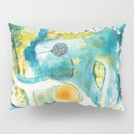 Cracks II - Where the light gets in Pillow Sham