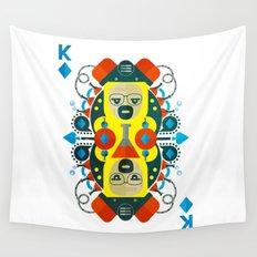 Heisenberg fan art Wall Tapestry
