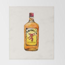 Fireball Throw Blanket