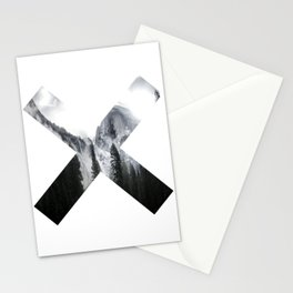 X Forest Stationery Cards