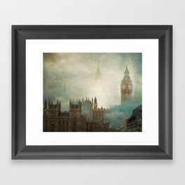 London Surreal Framed Art Print