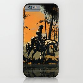 In the Evening (version 2) iPhone Case