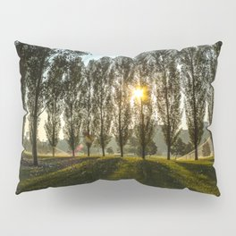 Penn State Sunrise Pillow Sham