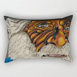 Tjuntjunjarra Man Rectangular Pillow