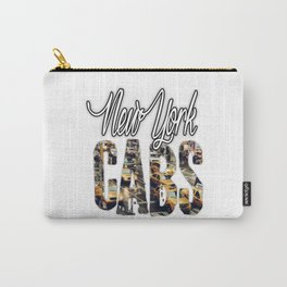 NY Cabs Carry-All Pouch