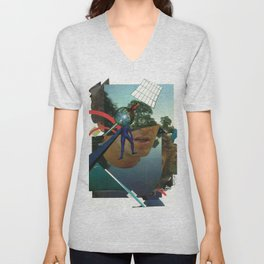 Open your mouth and say a Unisex V-Neck