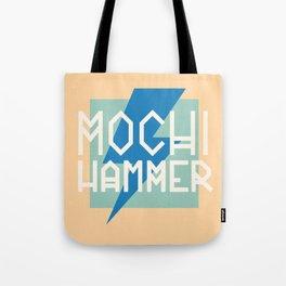 Mochi Hammer Tote Bag