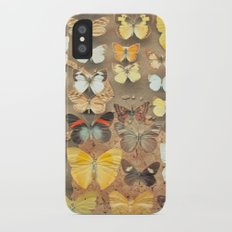 The Butterfly Collection I iPhone X Slim Case