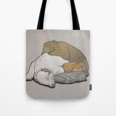 It's a boring winter. Tote Bag
