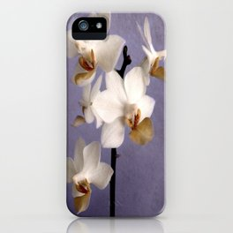 Gilded Orchid iPhone Case