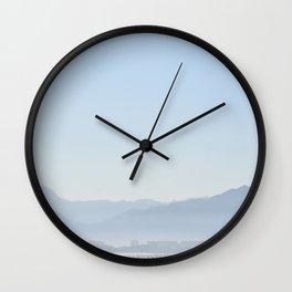 Slowly Fading Wall Clock