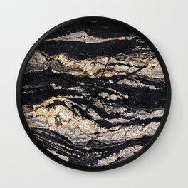 Granite Pattern 10 Wall Clock