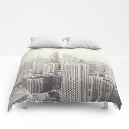 Chicago2 Comforters