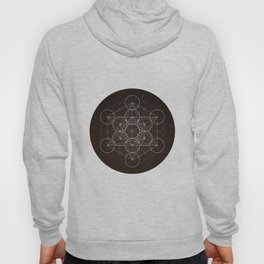 Metatrons Cube Is Out Of Space Hoody