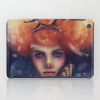 helen iPad Cases featuring Helen by Joan Culum