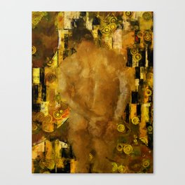 Thinking About You Canvas Print