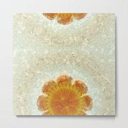 Epexegetic Pie In The Sky Flower  ID:16165-011115-17420 Metal Print