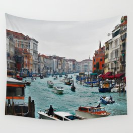 Grand Canal Venice 3 Wall Tapestry