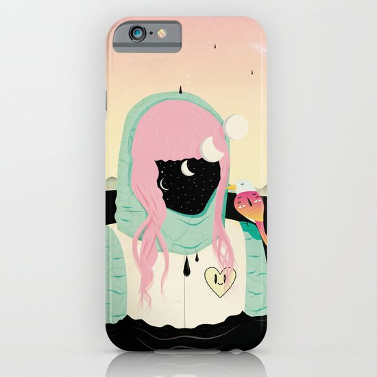 How she met herself in a dream iPhone & iPod Case