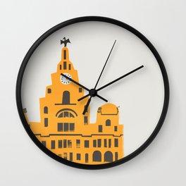 Liver Building Liverpool Wall Clock