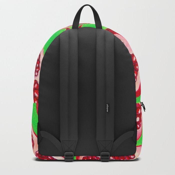 Pomegranate pattern design Backpack