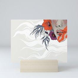 White as Milk, Red as Blood: Sister Mini Art Print