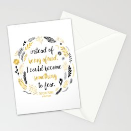 The Cruel Prince Quote Holly Black V2 Stationery Cards