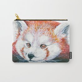Red panda bear Carry-All Pouch