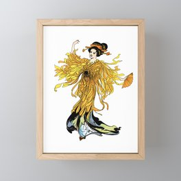 Mistress of the Sun Framed Mini Art Print