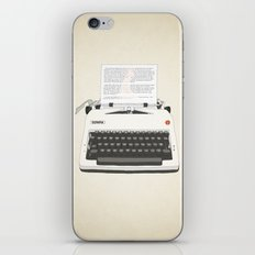 Ruby Sparks iPhone & iPod Skin