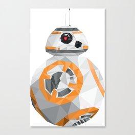 BB-Great! Canvas Print