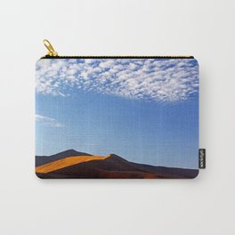 Clouds over Namib desert - Namibia Carry-All Pouch