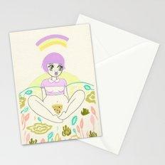 Pizza Slut Stationery Cards
