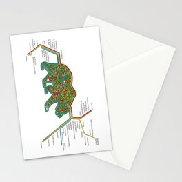 The Bear Area Stationery Cards