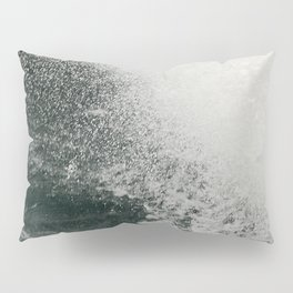 Maine Ferry Wake Pillow Sham