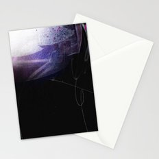 dark passages Stationery Cards