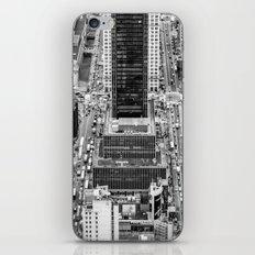 The Black Monolith in Manhattan iPhone & iPod Skin