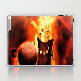naruto uzumaki Laptop & iPad Skin
