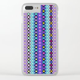 Wiggle Jewels Clear iPhone Case