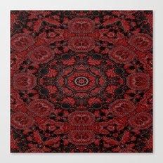 Regal Red 2 Canvas Print