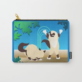 """I'm Taller Than You"" Carry-All Pouch"