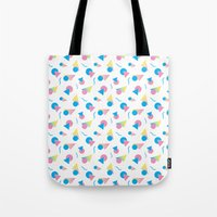 jem Tote Bags featuring Jem 2 by Kukka
