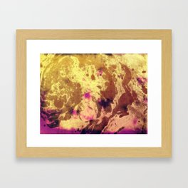 RADient Rebirth Framed Art Print