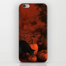 Approaching Halloween iPhone & iPod Skin