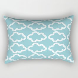Cloudy day Rectangular Pillow