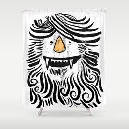 Monstah Shower Curtain